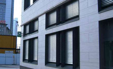 External Venetian Blinds And External Roller Blinds Hallmark